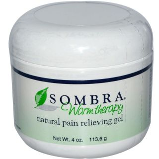 Sombra Warm Therapy Natural Pain Relieving Gel Lotion