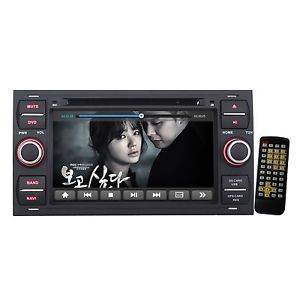 GPS Ford in Dash Car DVD Player Radio Stereo Head Unit Focus Galaxy Fiesta s Max