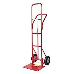 Dayton 1W680 Used High Frame Hand Truck 400 lb Need Wheels