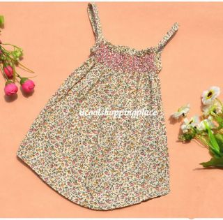 3pcs Kid Infant Baby Girl Headband Top Pants Floral Outfit Set Clothes Khaki
