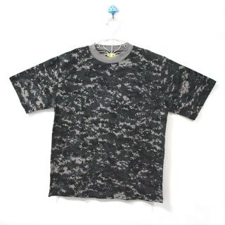 Men Women Camouflage Camo T Shirts Army Military Tees Shirt CS Woodland Clothing