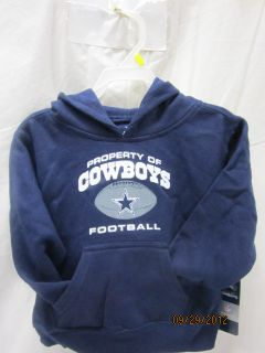 Dallas Cowboys NFL Authentic Apparel Toddler Sweatshirt 3T