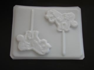 My Little Pony Horse Hard Candy Soap Mold Free SHIP