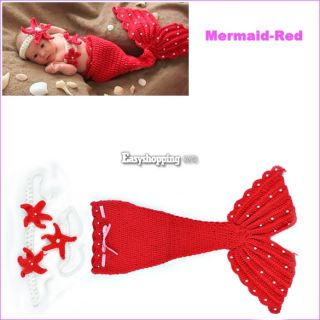 ES9P New Born Baby Clothes Crochet Romper Animal Knit Photo Prop Outfits Hat Cap