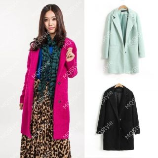 Womens Single Breasted Trench Coat