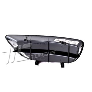 Front Bumper Grill Replacement Fog Light Bezel 01 02 Toyota Corolla Right Side R