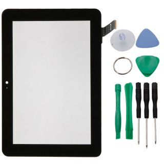 "8 9"" Touch Screen Digitizer Replacement for Kindle Fire HD Black Side 8 Tools"