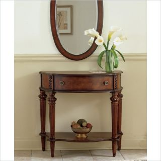 Butler Specialty Plantation Cherry Wood Console Table   0589024
