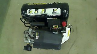 2 Horsepower 4 125 PSI Twin Tank Air Compressor