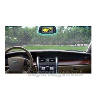 "7"" TFT LCD Color Car Monitor Car Rear View Camera System"