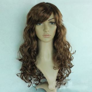 Colorful Costume Party Curly Wave Hair Wigs Long for Adult Child Fancy Holloween