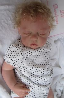 Chloe Camille by Ann Timmerman Reborn Twins Adorable Baby Girl Boy 23""