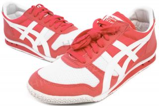 Asics Onitsuka Tiger Ultimate 81 Hot Pink Womens Shoes