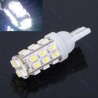 New Super Bright T10 1206 28 SMD LED Car Taillight Reading Light Lamp Blub White