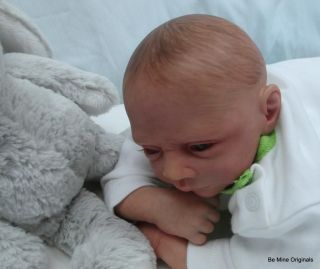 Stunning Precious BM Originals Reborn Fake Baby Boy Simon Klinger Sold Out