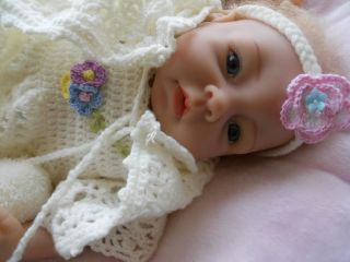 Reborn Baby Girl Dolls Reborn Preemie Realisitc Baby Kid Toddlers Infants Doll