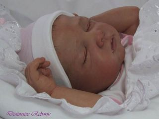 Distinctive Reborns Newborn Baby Girl Doll Sold Out Poppy Romie Strydom