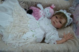 Heirloom Baby Nursery Reborn Diana OOAK Limited Edition of 500 Must See