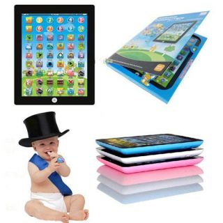 Child Education Toy Girl Boy Learning Computer Kid Intelligence Development Pad