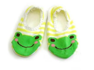 Unisex Fashion Kid Baby Boys Girls Kids Toddler Anti Slip Socks Shoes Slipper