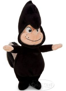 Disney Peter Pan Tootles Neverland Lost Boy Premium Soft Stuffed Plush Doll New
