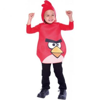 Rovio Angry Birds Red Bird Toddler Costume 3T 4T