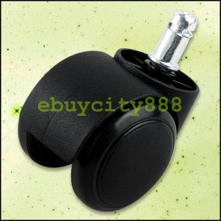 10 Heavy Duty Pressure Office Chair Swivel Wheels Furniture Replacement Casters
