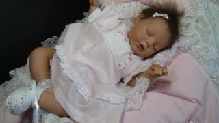 """Zuccherobambino"" Soft and Cuddly Reborn Baby Doll Noah by Reva Schick"
