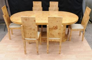 Art Deco Table and Chair Set Dining Suite 1920s Interiors