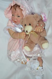 PJs ♥♥ Gorgeous Reborn Preemie Baby Girl ♥♥ Berenguer La Newborn ♥♥ Now Lulu ♥♥