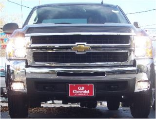07 08 09 Chevy GMC Truck High Beam Fog Light Kit 1500