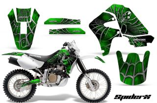 Honda XR 650 R XR650R 00 10 Graphics Kit Creatorx Decals Stickers SXG