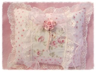 Rachel Ashwell Simply Shabby Chic TM Home Decor Pillow