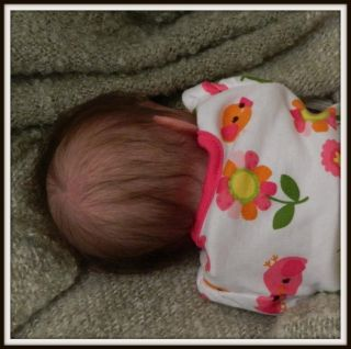 Brandaholic Babies Reborn Preemie Baby Girl Meredith by Bonnie Brown