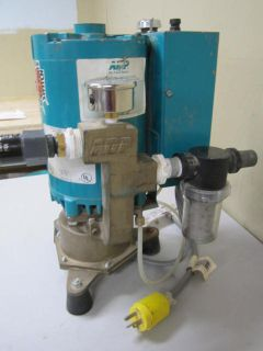 Apollo Dental ADP Wet Ring Vacuum Pump Unit Model AVG15SR