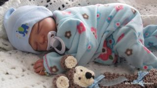 "Mini Wonders Baby Boy ""Benji"" by Marita Winters Adorable"