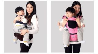 4 Color Cotton Newborn Baby Infant Toddler Hipseat Carrier PRESALE Discount
