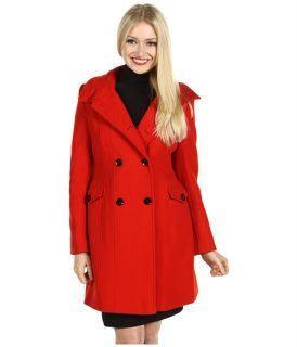 Nicole Miller Architectural Wool Twill Coat $159.99 (  MSRP $