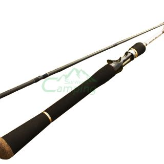 IM8 LRBC1 702MH 2pc Casting Rod MH Medium Heavy 7' Fast Action 7 Tip SIC Guides