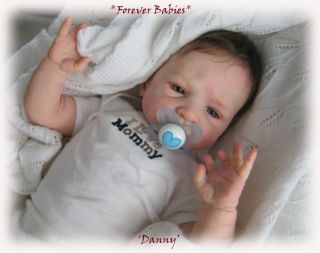 Reborn Fake Baby Jamie by Olga Auer Sold Out Limited Edition New Release