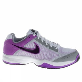 Nike Wmns Air Cage Court US Size White Lavander Trainers Shoes Womens Tennis