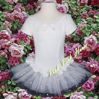 P143 10 Girls Tutu Ballet Leotards Dancing Dress 2T 3T