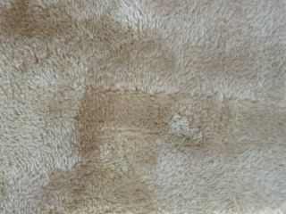 New Life Comfort Ultra Plush Luxury Velvet Touch Throw Blanket Beige Twin Size