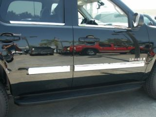 09 2010 Chevy Silverado Reg Cab 304 8 Chrome Side MLDG