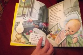 Little Golden Book Baby Looks Esther Eloise Wilkin 231 Sydney Gorgeous Soft LGB