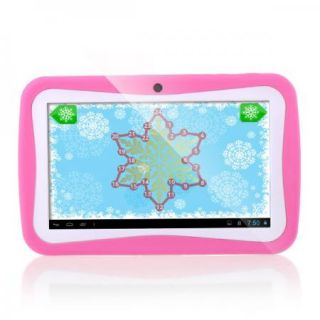 "7"" Android 4 0 Preschool Education 4GB Children Kids Mid Tablet PC WiFi Dual Cam"