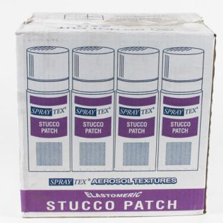 Spraytex 20oz Aerosol Spray Medium Elastomeric Stucco Patch Texture 9020