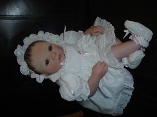 Lifelike Fantastic Silicone V Big 20''Reborn Baby Doll  Low Price New