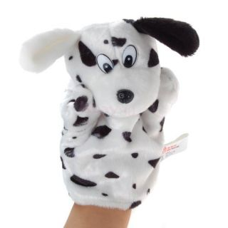 Animal Hand Puppet Glove Sock Plush Toy Party Favor Preschool Teaching Fun Prop