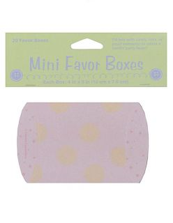 New Wholesale Lot 120 Mini Baby Shower Favor Gift Boxes